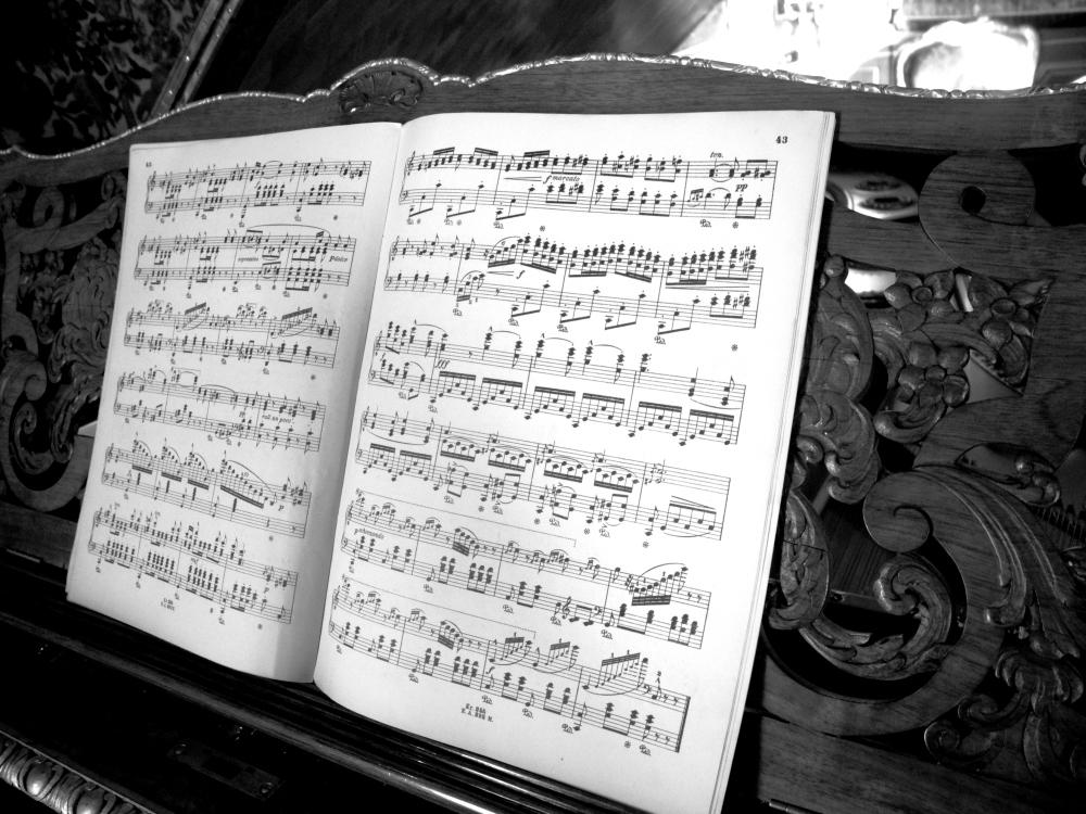 pianot som tystnat