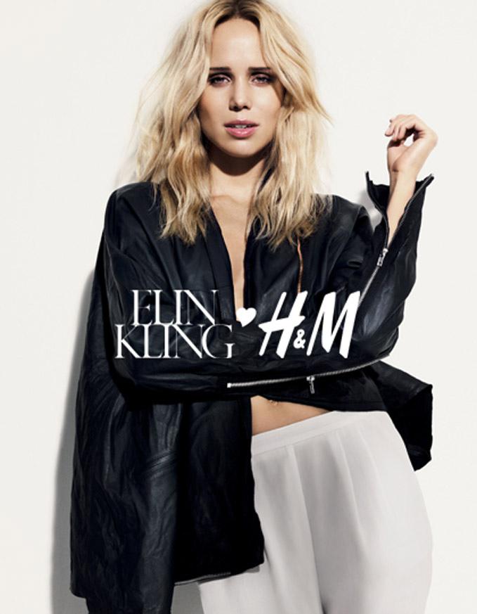 Elin Kling, H&M