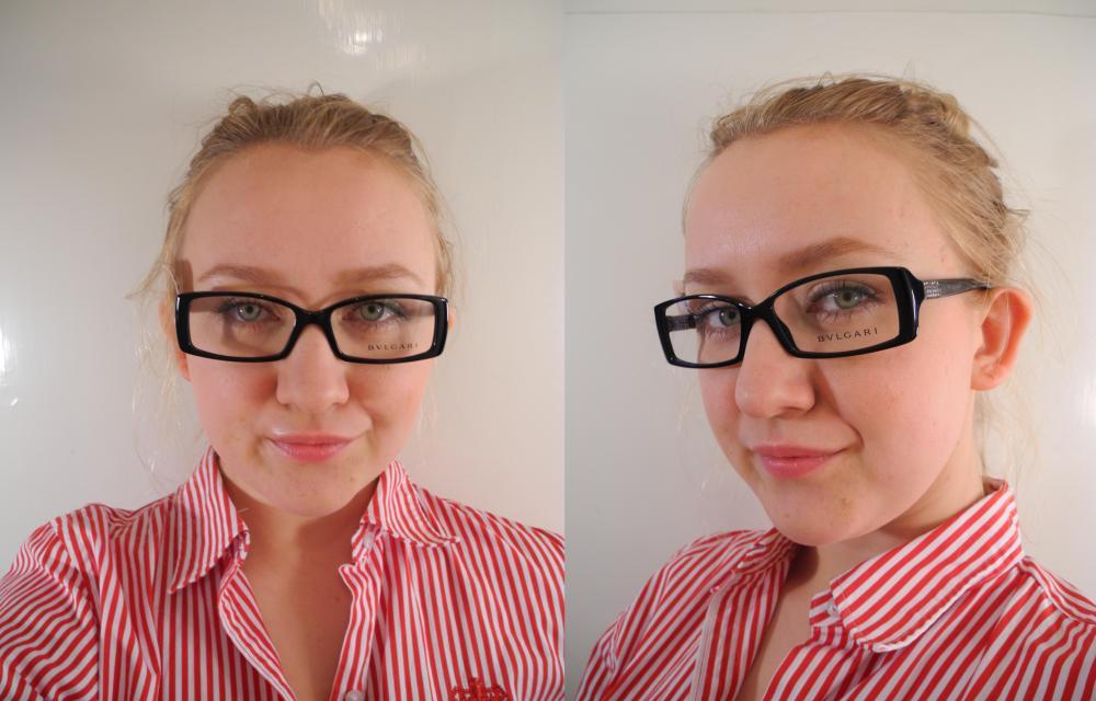 Bvlgari glasögon