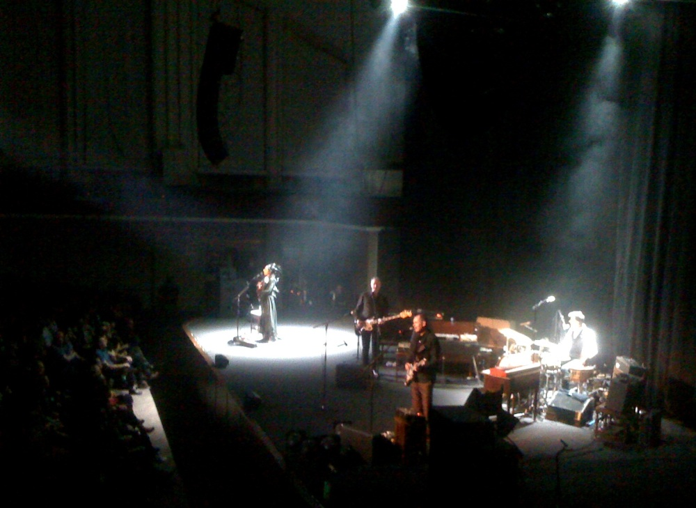 PJ Harvey i Stockholm 2011